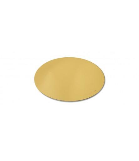 Disco tarta oro